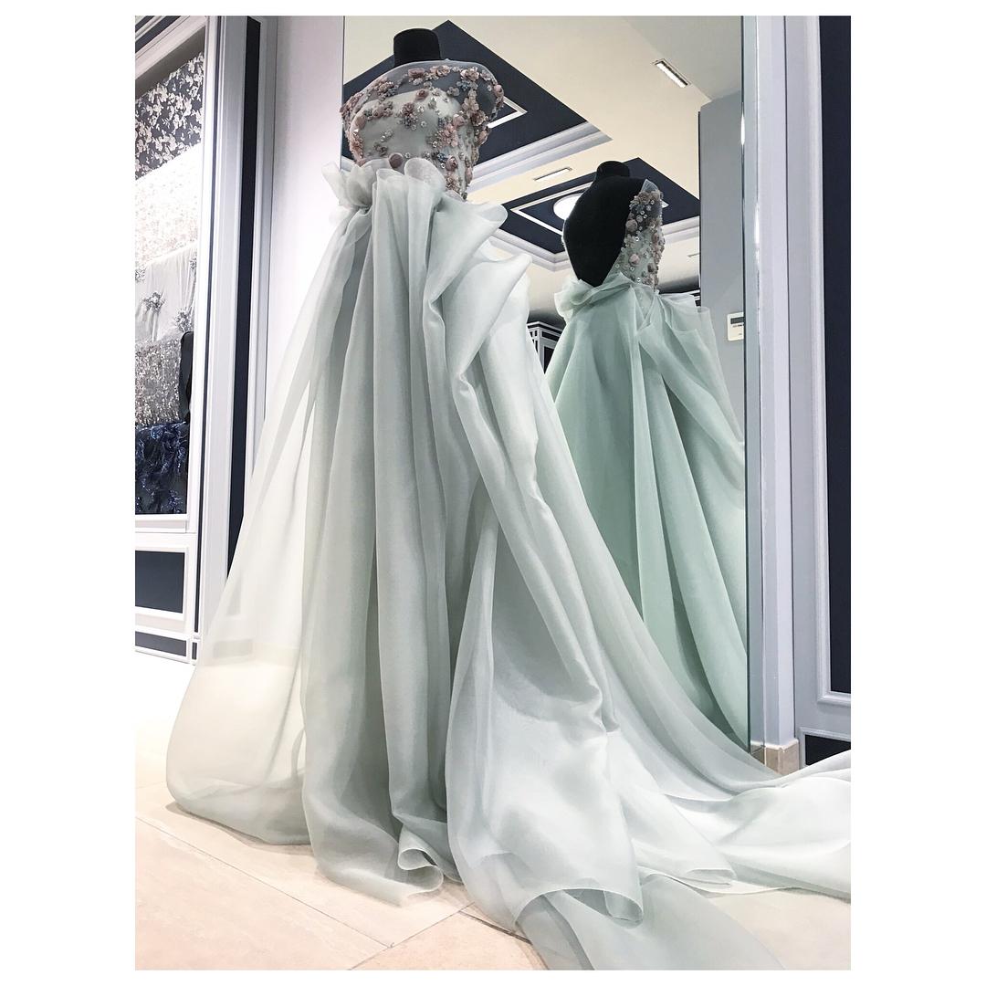 заказать ткань для пошива платья