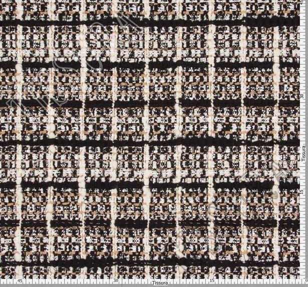 Ткань в стиле «Шанель» от французской компании Clarenson #3