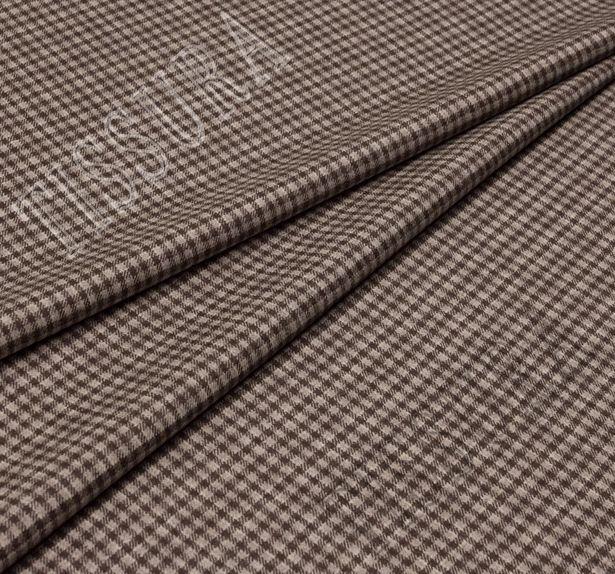 Костюмная ткань из шерсти Pecora Nera® #1