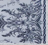 Сетка с вышивкой #2