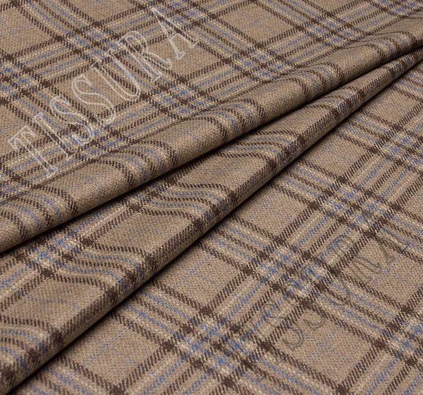 Ткань из шерсти с добавлением кашемира #1