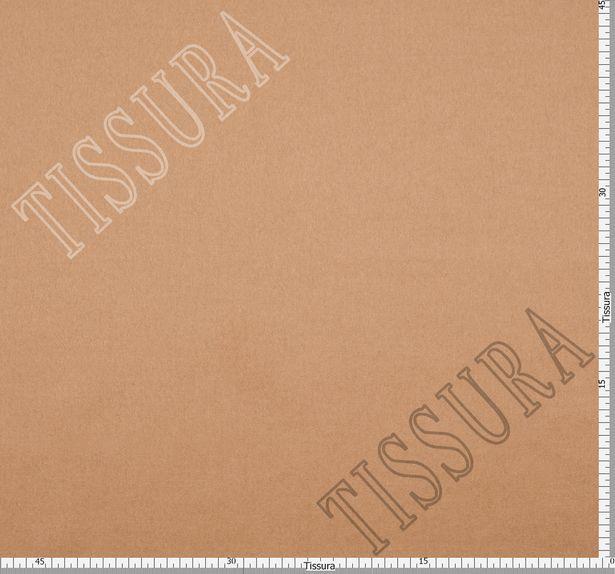 Пальтовая ткань из коллекции «BACTRIAN» (Бактриан) из 100% шерсти верблюжат. Цвет – светло-коричневый #2