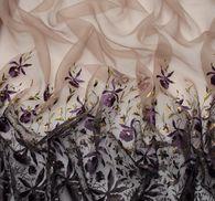 Органза с вышивкой #4