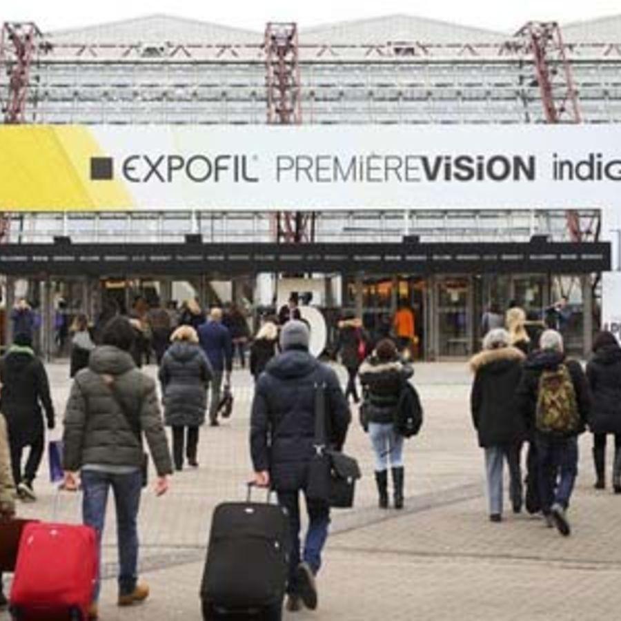 Прошла Международная выставка «PREMIÈRE VISION PARIS WINTER 2014»