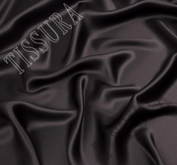 Шелковый атлас с выраженным глянцевым блеском #1