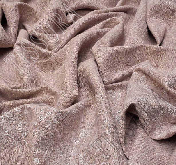 Меланж с вышивкой #4