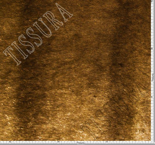 Шерстяное полотно с пайетками #2