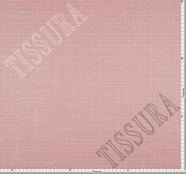 Шерсть стрейч из мериносовой шерсти, шелка и льна: цвет – «пыльная роза» #2