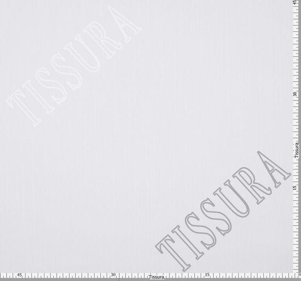 Итальянский деним белого цвета облегченный с эластаном #2