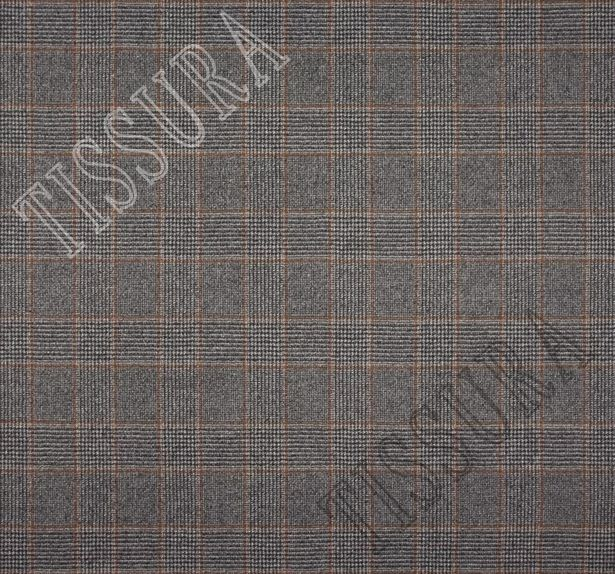 Пальтовая ткань двусторонняя из шерсти мериносовых овец, выращенных в Новой Зеландии #2