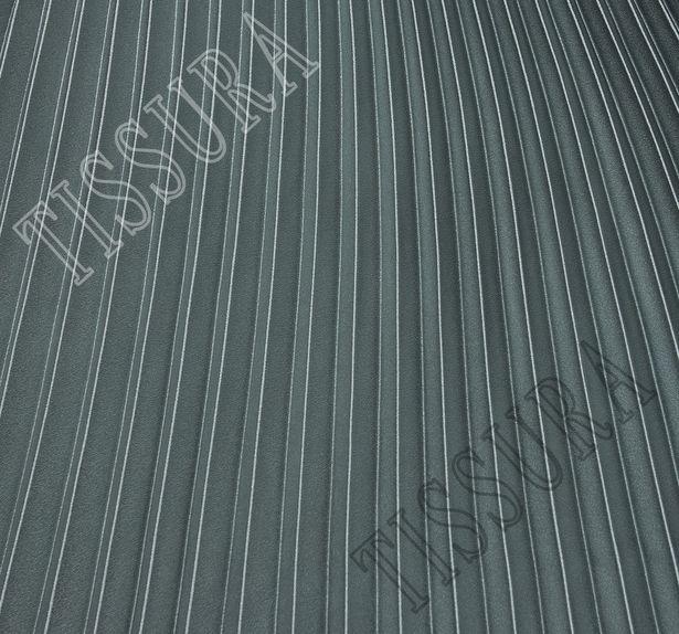 Плиссированный фрагмент «полусолнце» из благородного атласа #4