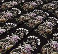 Трикотаж с цветочным принтом #1