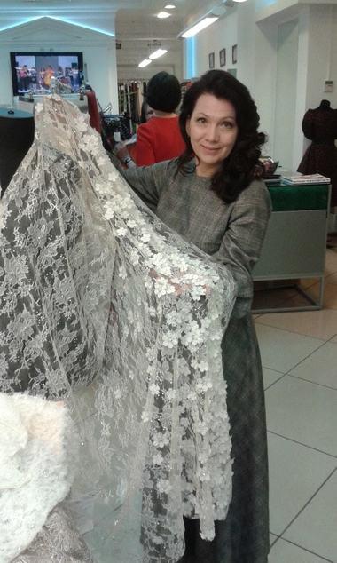 Дом ткани Тиссура Екатеринбург
