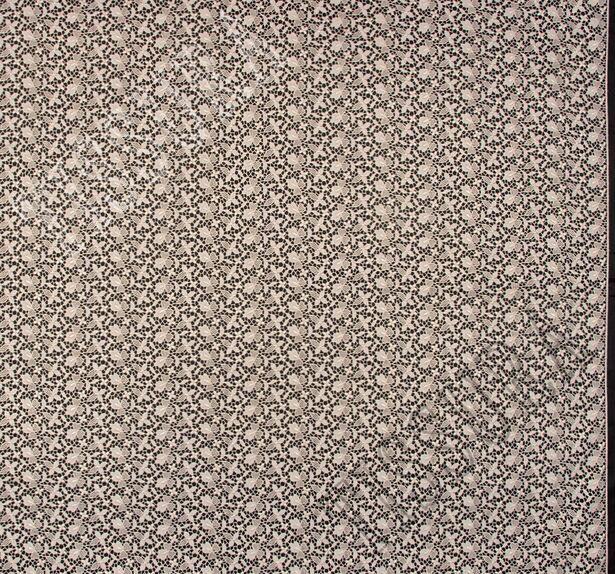 Металлизированное кружево гипюровое #3