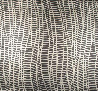 Шифон-ламе с абстрактным узором #1