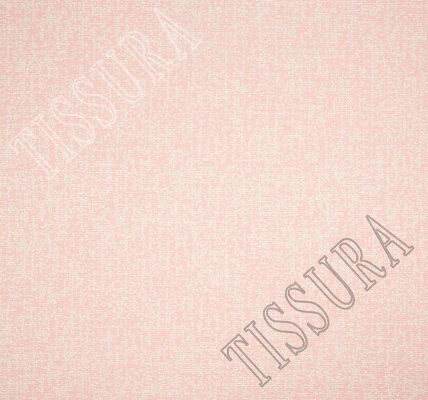 Жаккард-букле светло-розового цвета #3
