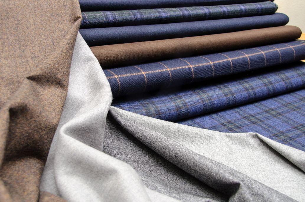 купить шерстяные ткани