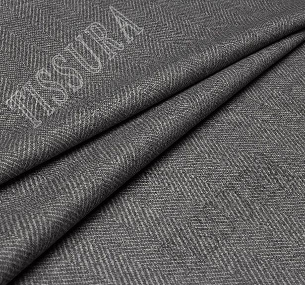 Пальтовая ткань из шерсти #3