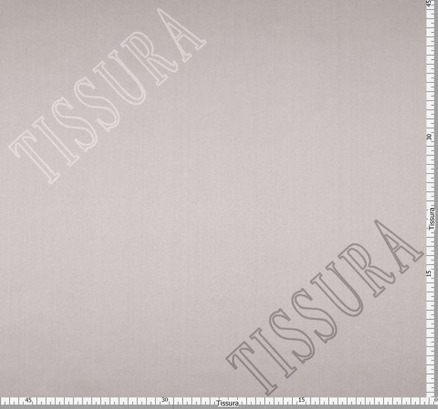 Итальянский атлас стрейч бежево-серого оттенка из шелка с добавлением эластана #2