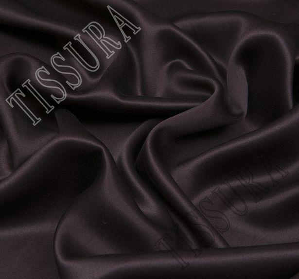 Атлас шелковый с гладкой скользящей фактурой #1