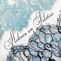 ✨В нашей коллекции кружев, которая является одной из самых больших в мире и, уж точно, самой большой в России, великолепное пополнение - изысканные и оригинальные кружева от французской компании Solstiss. Представляем уникальные гофрированные кружева пастельных оттенков. К этим кружевам мы специально заказали компаньоны, точно повторяющие рисунок и цвет.