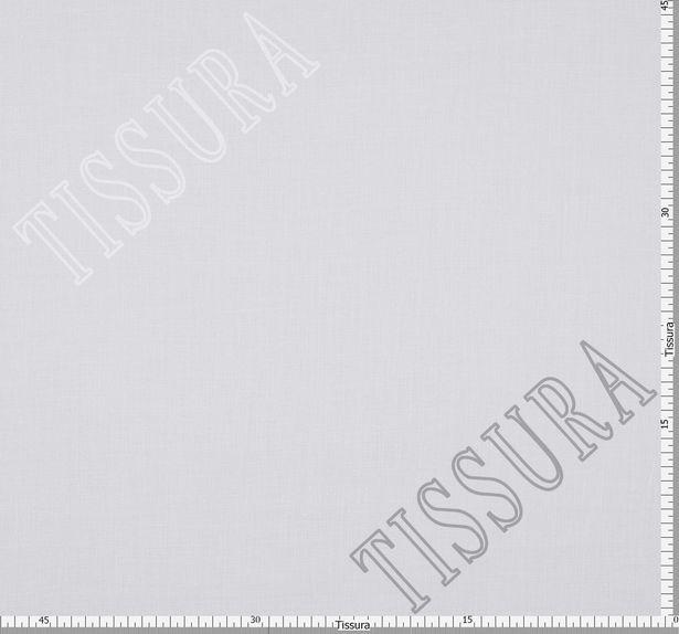 Итальянский батист из 100% хлопка лучших мировых сортов, цвет белый #2