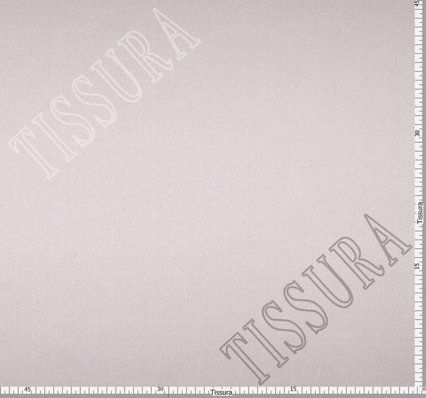 Итальянский атлас стрейч серо-перламутрового оттенка из шелка с добавлением эластана #2