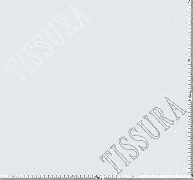 Итальянский атлас стрейч серебристого оттенка из шелка с добавлением эластана #2
