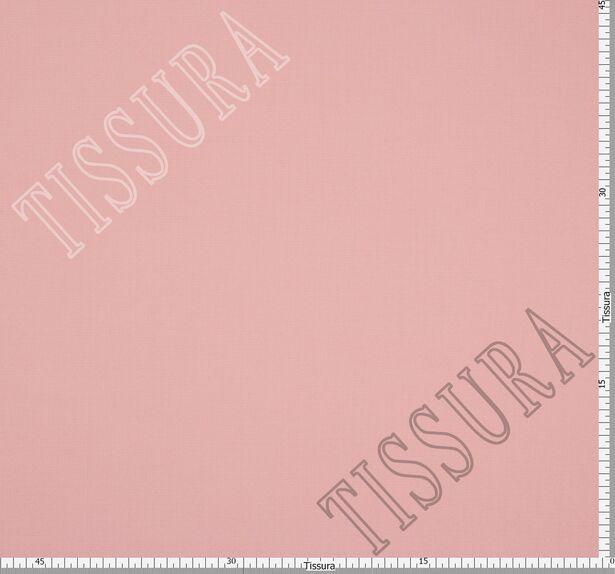 Костюмная шерсть с эффектом стрейч бледно-розового цвета #2