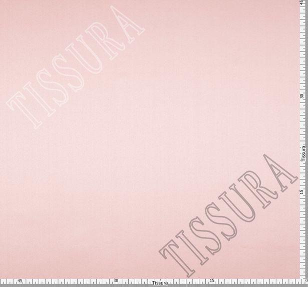 Итальянский атлас стрейч светло-розового оттенка из шелка с добавлением эластана #2