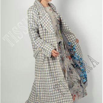 Пальто в стиле «Шанель»