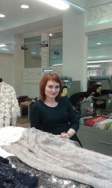 Салон ткани Тиссура Екатеринбург