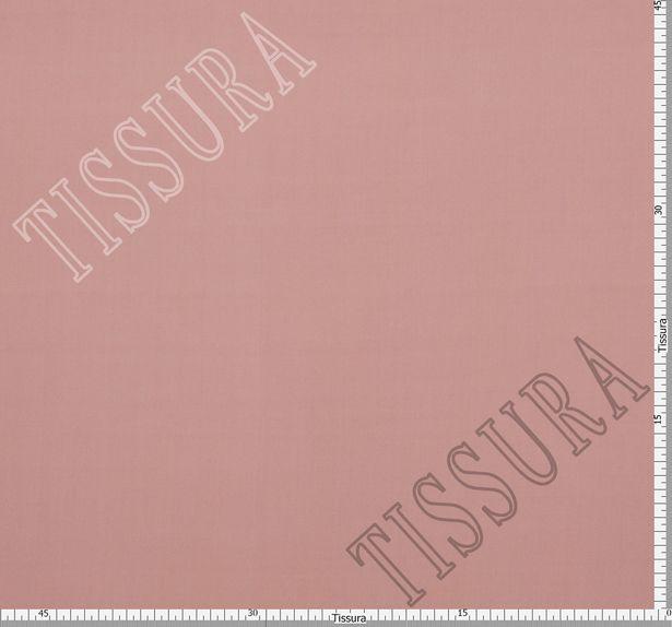 Итальянский жоржет розового оттенка из шелка с добавлением эластана #2