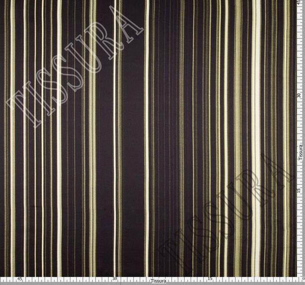 Шелковый атлас с оригинальным принтом «Фудзио» #2