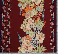 Трикотаж с цветочным принтом #2