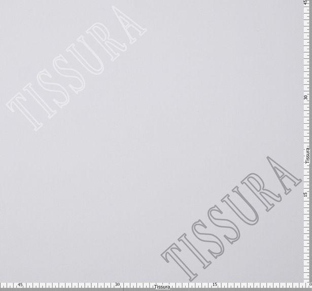 Итальянский жоржет белого оттенка из шелка с добавлением эластана #2