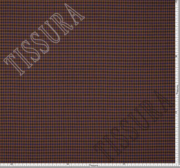 Костюмная ткань двусторонняя с эластаном #2