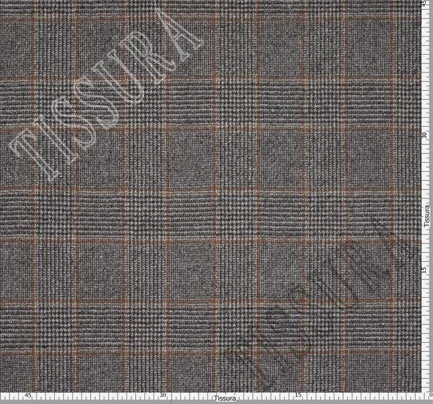 Пальтовая ткань двусторонняя из шерсти мериносовых овец, выращенных в Новой Зеландии #3
