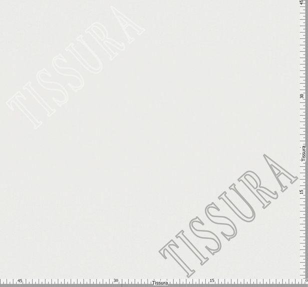 Итальянский атлас стрейч молочного оттенка из шелка с добавлением эластана #2