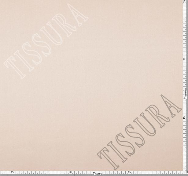 Итальянский атлас стрейч телесного оттенка из шелка с добавлением эластана #2